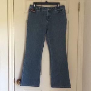 Harley Davidson Women's Boot Cut Jeans